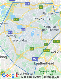 Area covered by Heathrow branch